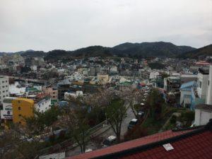 5-Вид на город с деревни Донпхиран